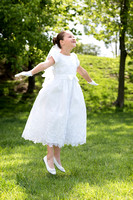 Madison Parra - first communion